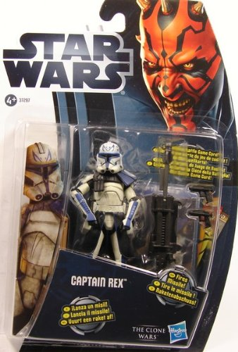 Hasbro Star Wars CW13 Captain Rex in Phase -