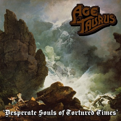 Age of Taurus: Desperate Souls of Tortured Times (Audio CD)