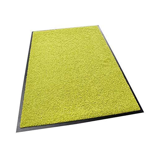 acerto Premium Fußmatte Schmutzfangmatte strapazierfähig Waschbar PVC-frei