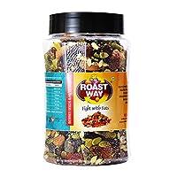 Roastway Foods Special Roasted Berries Seeds Nuts Delight (500 Gram)