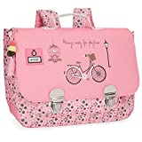Enso Playtime Pink School Bag