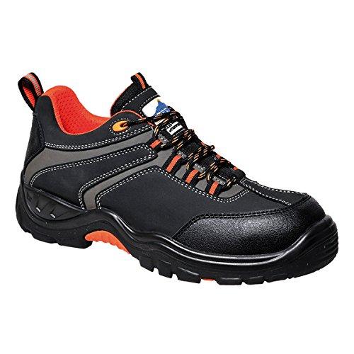Portwest , Chaussures de travail mixte adulte - Noir - Schwarz, 40 EU