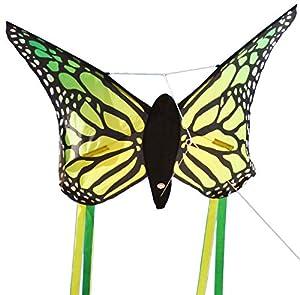 Spiderkites 0140013 - Kit de limón con Ciervo Volante, diseño de Mariposa