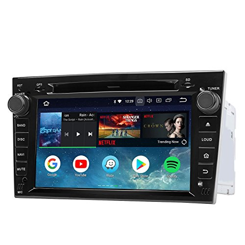 "eonon Android 8 fit Opel Antara Astra Corsa Meriva Vectra Zafira 2007 2008 17,8cm 7"" LCD 2Din Indash Car Digital Audio Video Stereo Autoradio Touchscreen DVD GPS Bluetooth FM RDS USB Headunit GA9156A"
