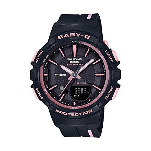 Casio Baby-g Analog-Digital Grey Dial Women's Watch - BGS-100RT-1ADR (BX105)