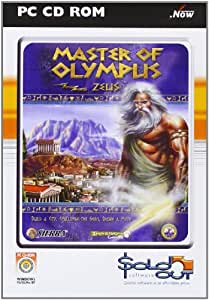Zeus: Masters of Olympus (PC CD) [import anglais]