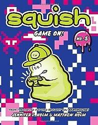 Game On! (Squish (Paperback)) by Jennifer L Holm (2013-05-28)