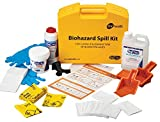 GV Health Biohazard and Bodily Fluid Multi Spill Kit - Pack of 10