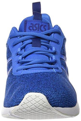 Asics Unisex-Erwachsene Gel-Lyte Runner Low-Top Blau (classic Blue/classic Blue)