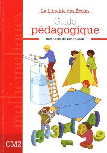 Guide pédagogique CM2 par Prospérine Desmazures
