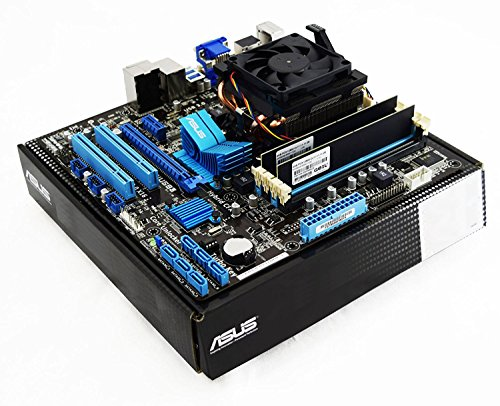 ADMI PC COMPONENT UPGRADE BUNDLE: AMD FX-4350 Quad Core 4.3GHz - Asus M5A78L-M PLUS/USB3 HDMI Motherboard - 16GB DDR3 1600MHz RAM - Incredible value desktop PC upgrade solution ideal for multimedia an