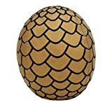 "Game Of Thrones 7 ""Plush Drago Egg: Gold"