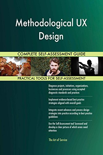 Methodological UX Design All-Inclusive Self-Assessment - More than 640 Success Criteria, Instant Visual Insights, Comprehensive Spreadsheet Dashboard, Auto-Prioritized for Quick Results