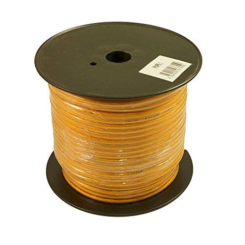 10 Gauge Wiring Kit (Bass Face 8AWG 10mm 75m 12V True Gauge Flexible Power Draht–gelb)