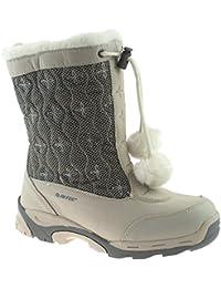 Hi-Tec–Ladies impermeable Snowdonia 200térmico botas de nieve