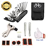 Best Bicycle Tool Kits - July Miracle Bike Repair Tool Kit, 16 in Review