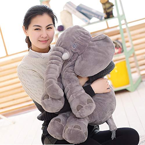 Preisvergleich Produktbild Bestoy Stuffed & Plush Animals - 40 / 60cm Infant Plush Elephant Soft Appease Elephant Playmate Calm Doll Baby Toy Elephant Pillow Plush Toys Stuffed Doll - by 1 PCs