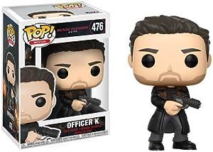 Blade Runner 2049 Blade 2049-Blade Runner 2049 Figura de Vinilo Officer K (Funko 21554)