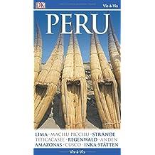 Vis-à-Vis Reiseführer Peru: mit Mini-Kochbuch zum Herausnehmen