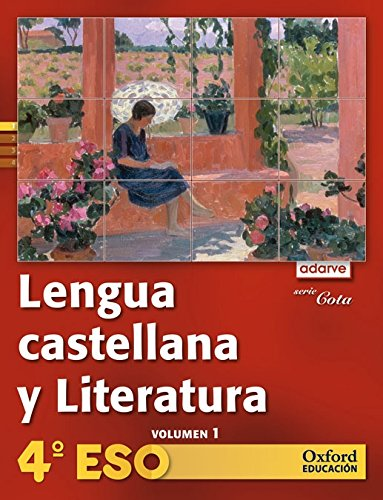 Pack Lengua Castellana Y Literatura. Adarve Cota. Libro Del Alumno + Antología - 4º ESO - 9788467362800