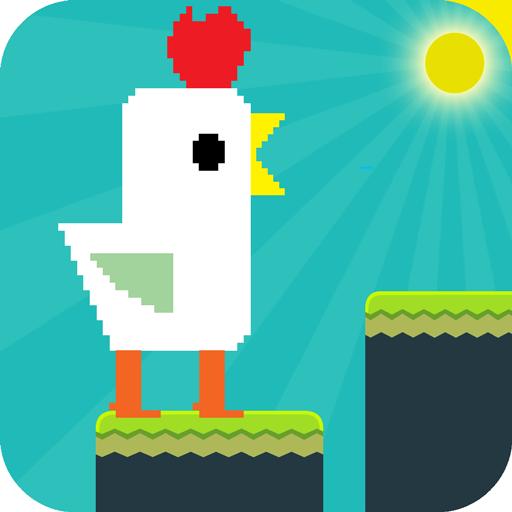 Chicken Jump and Run