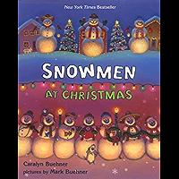Snowmen At Christmas (English Edition)