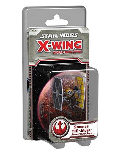 Heidelberger Spieleverlag Brettspiel Star Wars X-Wing: Sabines (Wars Sabine Star)