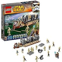 Lego Star Wars 75086–Battle Droid Troop Carrier