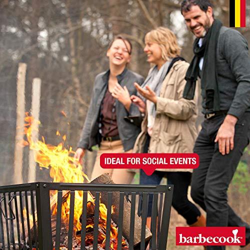 SAEY HOME & GARDEN N.V. Barbecook Fire Basket Classis Squadra