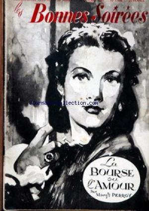BONNES SOIREES [No 1448] du 30/10/1949