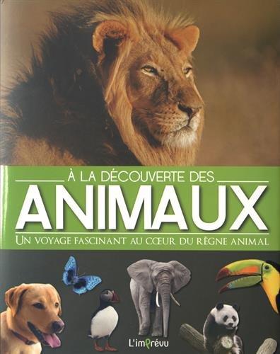 A la découverte des animaux : Un voyage fascinant au coeur du règne animal