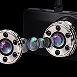 """Car Dash Cam 1080P FHD Car Video Recorder 170 Wide Angle WDR Camera with 3.0"""" TFT Display Night Vision Motion Detection and G-sensor"""