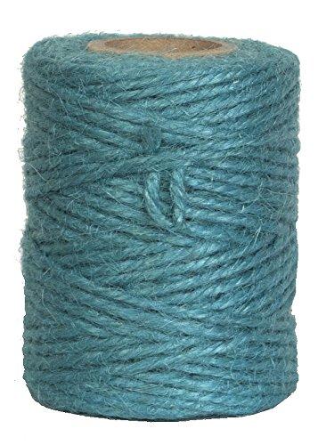 aqua-blue-bakers-twine-50m-natural-jute-twine