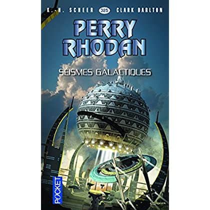 Perry Rhodan n°325 : Séismes galactiques