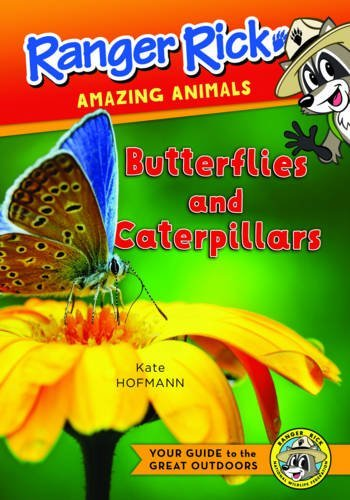 Ranger Rick: Butterflies (Amazing Animals) by Stacy Tornio (2016-07-15)