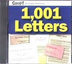 Topics Entertainment 1,001 Letters (CD)