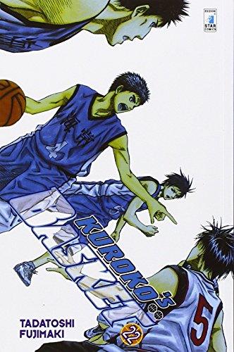 Kuroko's basket: 22