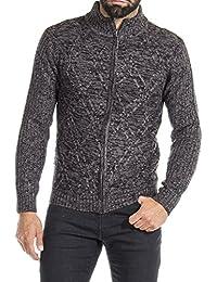 Abbigliamento Collo Uomo Maglia it Amazon Yocabe' Alto 6FUUwv