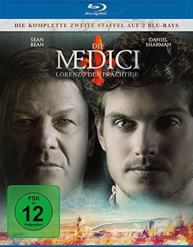 Die Medici - Lorenzo der Prächtige - Staffel 2 [Blu-ray]
