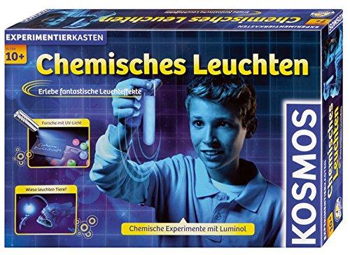 644895 - chemisches Leuchten, Experimentierkaesten