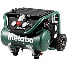 Metabo Power 400-20 W OF - Compresor 3CV 20 litros sin aceite, especial construcción