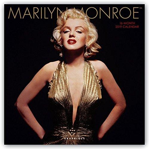 Marilyn Monroe 2019 - 16-Monatskalender