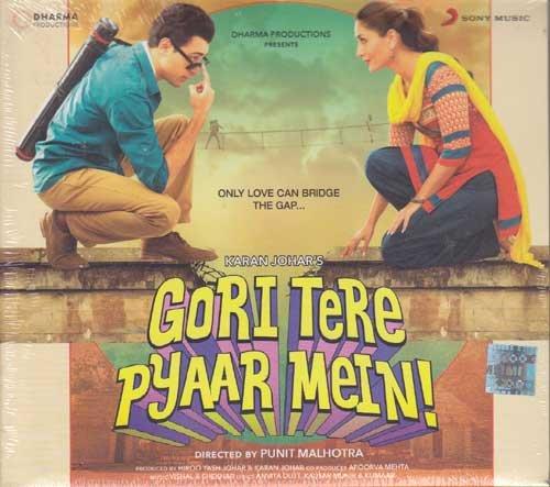 Gori Tere Pyaar Mein. Originaler Soundtrack zum Film. [UK Import][Audio CD]