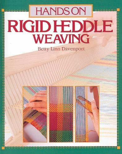 Hands On Rigid Heddle Weaving por Betty Linn Davenport