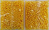 #6: Something4u 2200 Pcs 6 MM Plastic BB Bullets for Toy Guns & Air Gun | | Yellow Or Green Colour