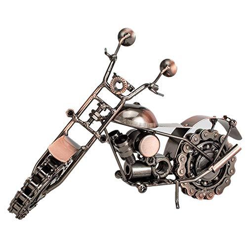 JunBo Eisen Motorrad Modell Ornamente Home Dekoration Inneneinrichtung