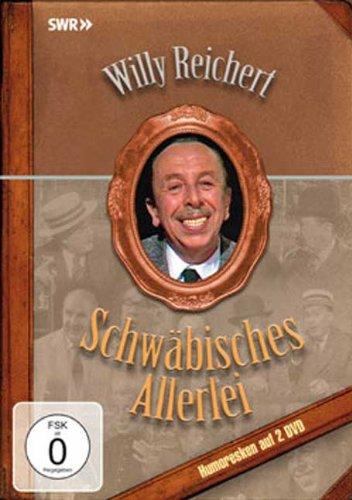 Willy Reichert: Schwäbisches Allerlei (2 DVDs)