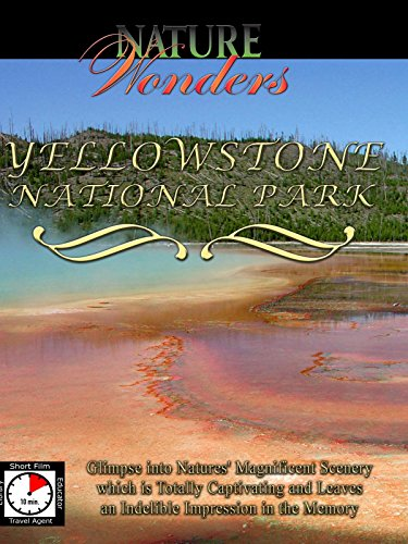 Nature Wonders - Yellowstone National Park - USA [OV] - Mineral Hot Springs