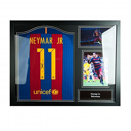 FC-Barcelona-Framed-Signed-Shirt-NEYMAR