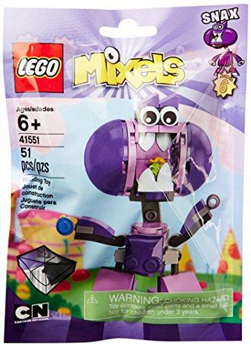 LEGO Mixels Mixel Snax 41551 Building Kit 517hwjah9kL
